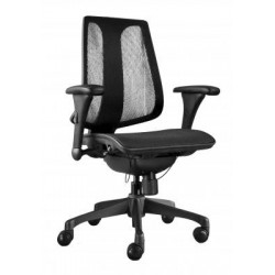 Silla Serie Detroit Base Nylon