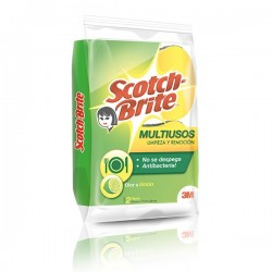 Esponja Scotch-Brite Multiusos Limon