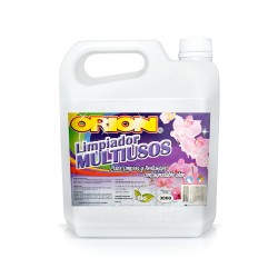 Limpiador Multiusos Orion Citrus/Limon 3000cc