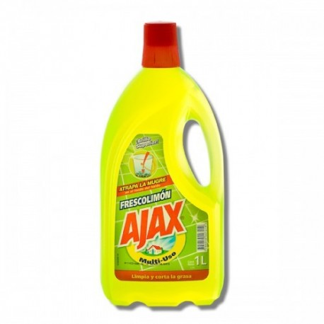 Ajax Fresco Limon x 1000 cc